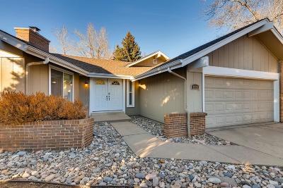 Denver Single Family Home Active: 8665 East Bellewood Place