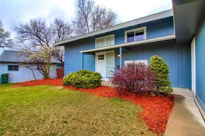 Denver Single Family Home Active: 1416 South Kearney Street