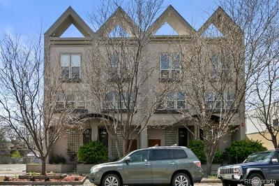 City Park, City Park North, City Park South, City Park West Condo/Townhouse Active: 1657 North Williams Street