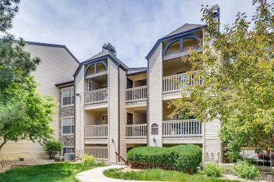 Englewood Condo/Townhouse Active: 9262 East Arbor Circle #D