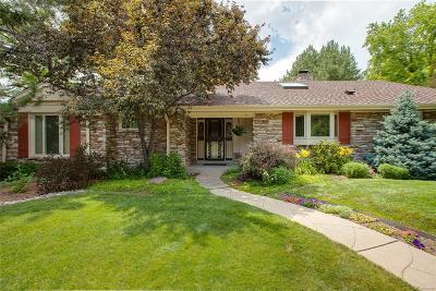 Cherry Hills Village CO Single Family Home Active: $1,325,000