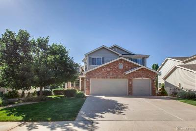 Castle Pines Single Family Home Active: 726 Briar Dale Drive