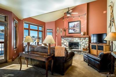 Steamboat Springs Condo/Townhouse Active: 2355 Ski Time Square Drive #126-3-61