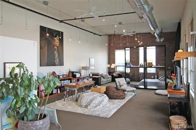 Baker, Baker/Santa Fe, Broadway Terrace, Byers, Santa Fe Arts District Condo/Townhouse Active: 209 Kalamath Street #24