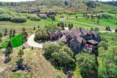 Castle Rock CO Single Family Home Active: $1,775,000