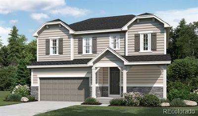 Frederick Single Family Home Active: 6507 Black Mesa Road