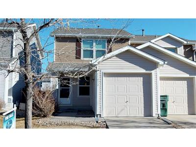 Northglenn Condo/Townhouse Under Contract: 11032 Claude Court