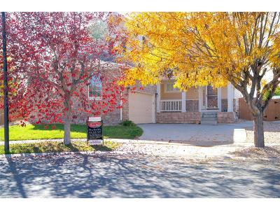 Aurora, Denver Single Family Home Active: 4195 South Quatar Street