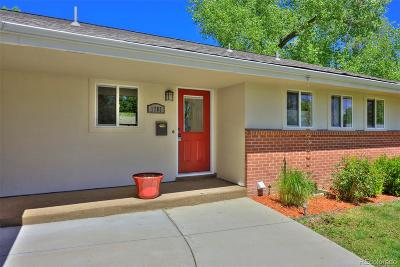 Denver Single Family Home Under Contract: 1783 South Leyden Street