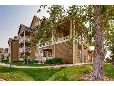 Castle Rock CO Condo/Townhouse Active: $255,000