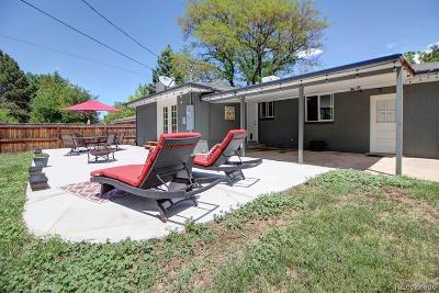 Denver Single Family Home Under Contract: 1657 South Locust Street