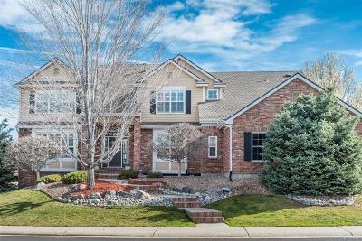 Highlands Ranch CO Single Family Home Active: $1,075,000