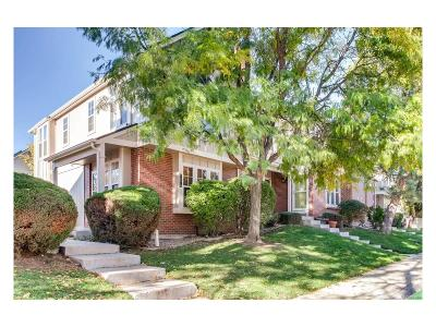 Littleton Condo/Townhouse Active: 9657 West Chatfield Avenue #B