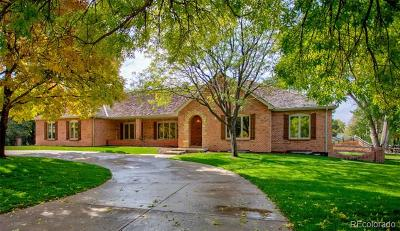 Cherry Hills Village Single Family Home Active: 11 Mockingbird Lane