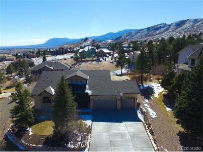 Colorado Springs Single Family Home Active: 6140 Wilson Road