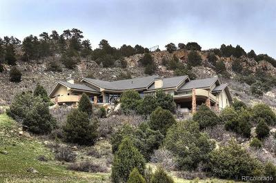 Larkspur CO Single Family Home Active: $1,499,000