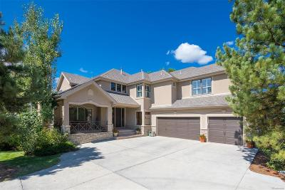 Castle Rock CO Single Family Home Active: $898,000