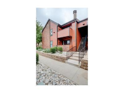 Aurora Condo/Townhouse Under Contract: 11913 East Harvard Avenue #205