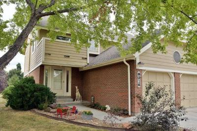 Niwot Condo/Townhouse Active: 8016 Dry Creek Circle