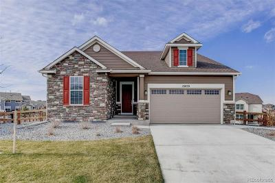 Aurora Single Family Home Active: 23839 East Narrowleaf Place