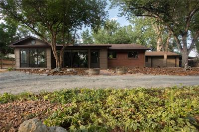 Lafayette Single Family Home Under Contract: 10933 Lynne Avenue