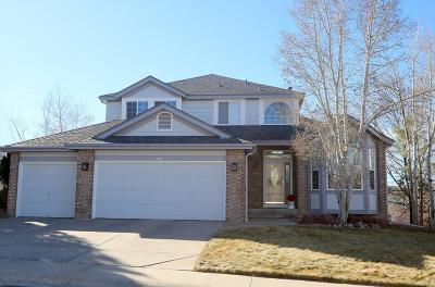 Littleton Single Family Home Active: 10449 Lions Path