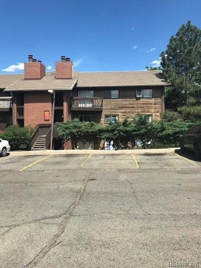 Aurora Condo/Townhouse Active: 14602 East 2nd Avenue #200