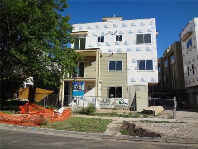Denver Condo/Townhouse Active: 2739 West 24th Avenue #1