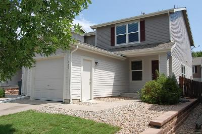 Northglenn Condo/Townhouse Active: 11062 Gaylord Street