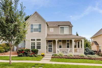 Denver Single Family Home Active: 7362 East 8th Place