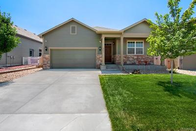 Fort Lupton Single Family Home Under Contract: 401 Clubhouse Drive