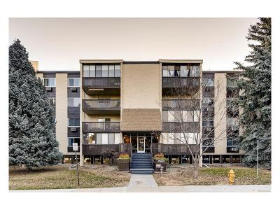 Condo/Townhouse Sold: 6980 East Girard Avenue #308