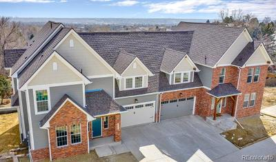 Arvada Condo/Townhouse Active: 6868 Brentwood Court