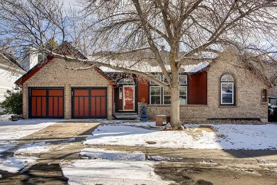 Thornton Single Family Home Under Contract: 13522 Harrison Street