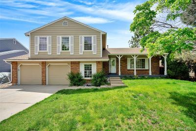 Aurora Single Family Home Active: 1305 South Joplin Street