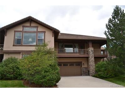 Castle Rock Single Family Home Active: 4364 Chateau Ridge Lane