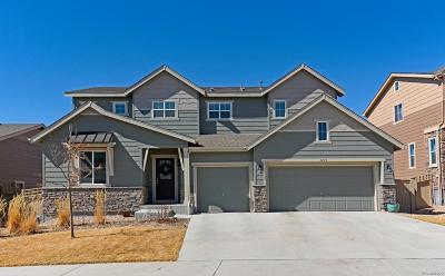 Castle Rock Single Family Home Active: 4278 Manorbrier Circle