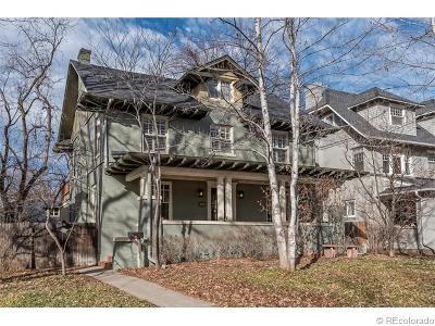 Single Family Home Sold: 635 Vine Street