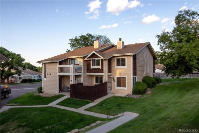Arvada Condo/Townhouse Under Contract: 8503 Chase Drive #332