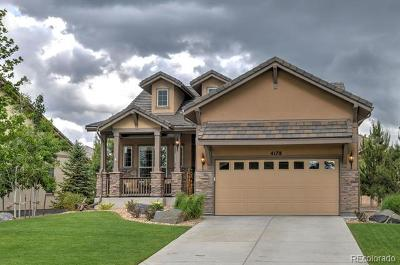 Broomfield Single Family Home Active: 4178 San Luis Way
