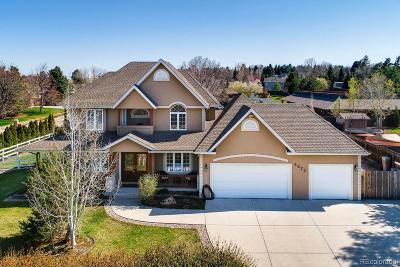 Niwot Single Family Home Under Contract: 9072 Morton Road