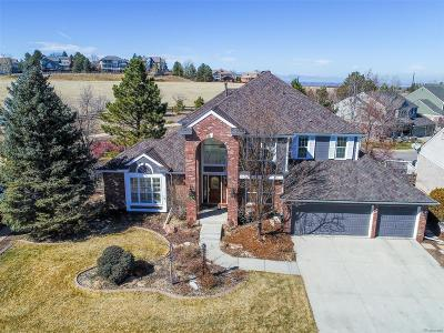 Highlands Ranch Single Family Home Under Contract: 8660 Forrest Drive