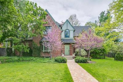 Hilltop Single Family Home Under Contract: 80 South Bellaire Street