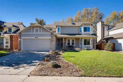 Arapahoe County Single Family Home Active: 16456 East Prentice Place