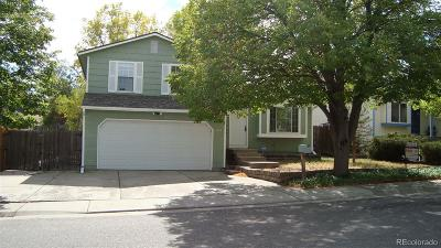 Aurora Single Family Home Under Contract: 1412 South Biscay Way
