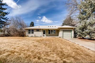 Denver Single Family Home Active: 3671 East Bates Avenue