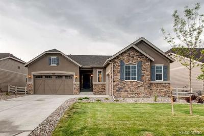 Castle Rock Single Family Home Active: 6088 Clover Ridge Circle