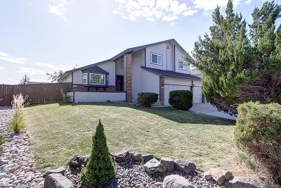 Highlands Ranch Single Family Home Active: 872 Quail Place