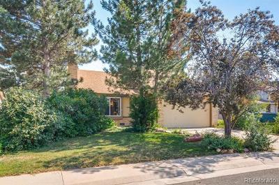Aurora Single Family Home Active: 18836 East Utah Circle