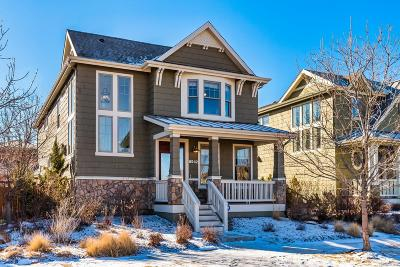 Denver Single Family Home Active: 8942 East 34th Avenue